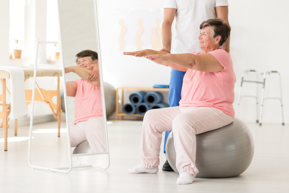 occupational therapy for elderly
