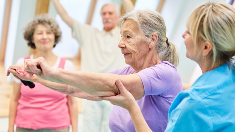 physical therapy for seniors